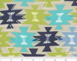 Desert Song - Geo Shapes from Moda Fabrics