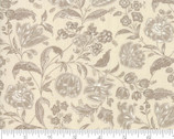 Chafarcani - Floral Beige Tan  by French General from Moda Fabrics