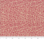 Chafarcani - Floral Rouge Oyster Red by French General from Moda Fabrics