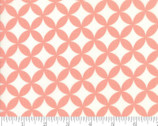 Bonnie and Camille Basics - Orange Peel Pink from Moda Fabrics