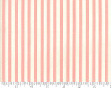 Essentially Yours - Stripes Baby Pink from Moda Fabrics