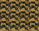 Garden Delights III - Bouquet Gold from In The Beginning Fabric