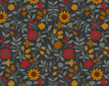 Quilter Barn Prints II -  Ashville Floral by Painted Sky Studio from Benartex Fabrics