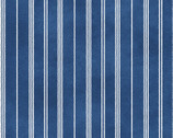 Turtle Bay - Stripe Navy from Maywood Studio Fabric