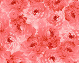 Prose - Packed Tonal Rosy Pink from Maywood Studio Fabric