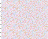 Unicorn Utopia - Swirl Glitter from 3 Wishes Fabric