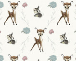 Bambi - Bambi Thumber Cross by Disney from Springs Creative Fabric