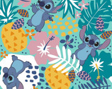 Lilo and Stitch - Stitch in the Jungle by Disney from Springs Creative Fabric