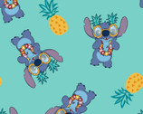Lilo and Stitch - Stitch Pineapple by Disney from Springs Creative Fabric