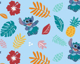 Lilo and Stitch - Stitch Hula Blue by Disney from Springs Creative Fabric