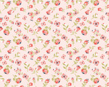 Daisy Mae - Daisy Mae Pink from Poppie Cotton Fabric