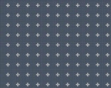 Daisy Mae - Chicken Wire Navy from Poppie Cotton Fabric