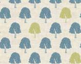 Heartland - Natural Trees from Andover Fabrics