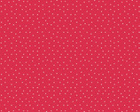 Strawberry Jam - Dainty Dots Red from Andover Fabrics