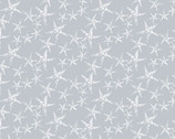 By The Sea - Starfish Grey from Andover Fabrics