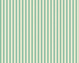 Yarra Valley - Stripe Mint Aqua from Andover Fabrics
