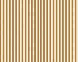 Yarra Valley - Stripe Khaki from Andover Fabrics