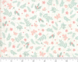 Wonder - Leaf Floral Butterfly  Natural Kate and Birdie Paper Co from Moda Fabrics