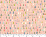 Desert Song - Triangles  Pink Sand from Moda Fabrics
