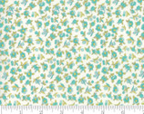 Flour Garden - Flowers Natural Feather by Linzee Kull McCray from Moda Fabrics