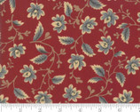 Nancys Needle - Floral Red by Betsy Chutchian from Moda Fabrics