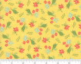 Summer Sweet - Florals Yellow Sunshine by Sherri and Chelsi from Moda Fabrics