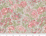 Rue 1800 - Florals Grey by 3 Sisters from Moda Fabrics