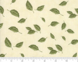 Fresh Off The Vine - Natural Leaf by Holly Taylor from Moda Fabrics
