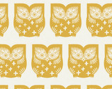 Heartland - Hus Hoot Gul Owl by Pat Bravo from Art Gallery Fabrics