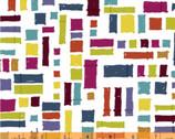 Homeward - Brick Porch White by Natalie Barnes  from Windham Fabrics