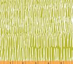Homeward - Nest Dashes Green by Natalie Barnes  from Windham Fabrics