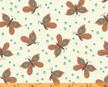 Gypsy - Butterfly Cream by Jessica VanDenburgh from Windham Fabrics
