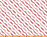 A Stitch In Time - Pic Rac Pink by Whistler Studios from Windham Fabrics