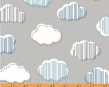 Bounce - Cloud Gray by Allison Harris from Windham Fabrics