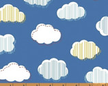 Bounce - Cloud Blue by Allison Harris from Windham Fabrics