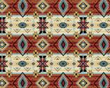 Southwest Corners - Woven Diamonds from Four Seasons Fabric