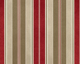 Heritage Woolies FLANNEL - Awning Stripe by Bonnie Sullivan from Maywood Studio Fabric