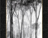 Watercolor Sketchbook - Forest PANEL 36 Inch from Studio E Fabrics