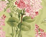 Sensibility - Lilacs Green from Maywood Studio Fabric