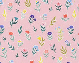 Perennial - Daisy Pink from Cloud 9 Fabrics