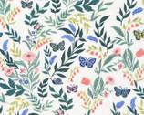 Perennial - Flora Butterfly from Cloud 9 Fabrics