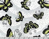 Night and Day 4 - Pear Butterfly from Robert Kaufman