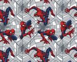 Spider-Man - Webcrawler from Springs Creative Fabric