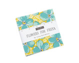 Flowers for Freya Charm Pack by Linzee Kull McCray from Moda Fabrics