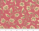 Nancys Needle - Floral Sweet  Pink by Betsy Chutchian from Moda Fabrics