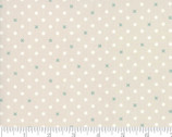 Bramble Cottage - Dots X Pebble Grey by Brenda Riddle Acorn Quilts from Moda Fabrics