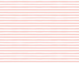 Country Roads - Memories Stripe Pink from Poppie Cotton Fabric