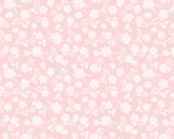 Country Roads - Misty Small Floral Tonal Pink from Poppie Cotton Fabric