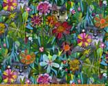 Alfie DIGITALLY PRINTED - Alfie and Rufu by Este MacLeod from Windham Fabrics