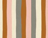 Perennial - Stripes Pink Lemonade by Sarah Golden from Andover Fabrics